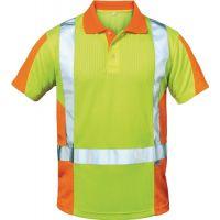 FELDTMANN Warnschutz-Poloshirt Zwolle