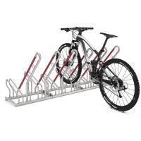 Fahrradständerreihenanlage