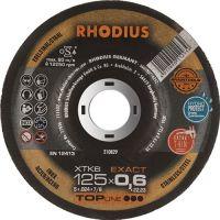 Trennscheibe XTK6 EXACT RHODIUS
