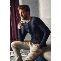 PROMODORO Langarm-T-Shirt Men's Premium PROMODORO