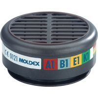 MOLDEX Gasfilter 8500 (A2) + 8900 (A1B1E1K1)