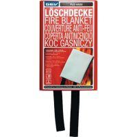 GEV Löschdecke FLD 4825 L1150xB1150mm m.Hardbox GEV
