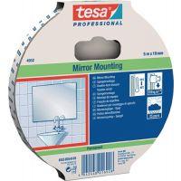 TESA Doppelseitiges PE-Schaumklebeband tesafix® 4952 weiß L.50m B.19mm Rl.TESA