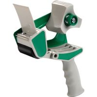 Handabroller Stand.K216 Ku.grün/weiß f.Band-B.50mm