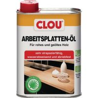 CLOU Arbeitsplattenöl farblos 250 ml Dose CLOU