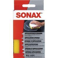 SONAX Applikationsschwamm weiß/gelb SONAX