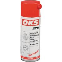 OKS Kältespray 2711 400 ml farblos b.zu -45GradC Spraydose OKS