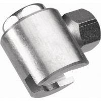 UMETA Schiebekupplung M10x1,seitl.M1 D.16mm UMETA