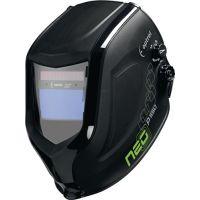 OPTREL Schweißerschutzhelm neo p550 o. Seitenteile 90x110mm EN 379 DIN 4/9-13