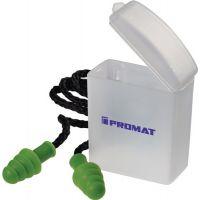 PROMAT Gehörschutzstöpsel SAFELINE IV EN 352-2 SNR 33 dB 1 PA/Box PROMAT