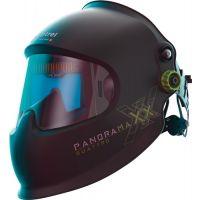 OPTREL Schweißerschutzhelm Panoramaxx Quattro optrel re-charge,IsoFit® headg 180x120mm