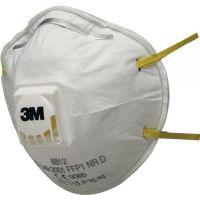 3M Atemschutzmaske 8812 FFP1 NR D m.Ausatemventil 10St./KT 3M