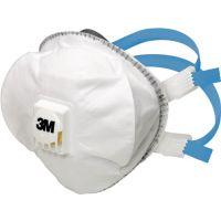 3M Atemschutzmaske 8825+ FFP2/V R D m.Ausatemventil 5St./KT 3M