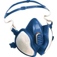 3M Atemschutzmaske 4279 EN 405:2001+A1:2009 FFABEK1 P3 RD 3M