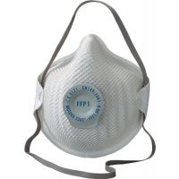 MOLDEX Atemschutzmaske Klassiker 236515 FFP1/V NR D m.Ausatemventil 20St./KT MOLDEX