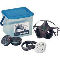 MOLDEX Atemschutzbox 857202 A2P2 R D – Ser.8000 1x800201,2x807001,2x850001,2x809001