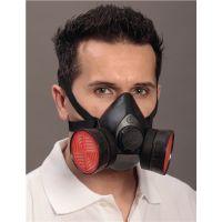 EKASTU Atemschutzhalbmaske Polimask 100/2 EN 140 o.Filter EKASTU