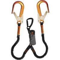 SKYLOTEC Verbindungsmittel Skysafe Pro Flex Y EN354:2010,EN355:2002 PSA III PES L.ca.1,8m