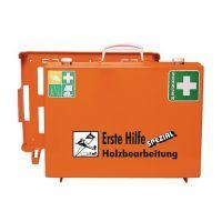 SÖHNGEN Erste Hilfe Koffer Beruf SPEZIAL Holzbearbeitung B400xH300xT150ca.mm orange