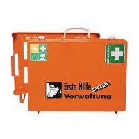 SÖHNGEN Erste Hilfe Koffer Beruf SPEZIAL Verwaltung B400xH300xT150ca.mm orange SÖHNGEN