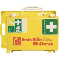 SÖHNGEN Erste Hilfe Koffer Extra Büro B260xH170xT110ca.mm leuchtgelb SÖHNGEN