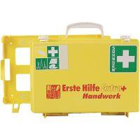 SÖHNGEN Erste Hilfe Koffer Extra+ Handwerk leuchtgelb B310xH210xT130mm