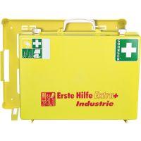 SÖHNGEN Erste Hilfe Koffer Extra+ Industrie leuchtgelb B400xH300xT150 mm