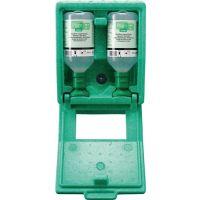 PLUM Augenspülstation 2x0,5l H290xB230xT110ca.mm Haltbarkeit 3 Jahre(ungeöff.Flasche)