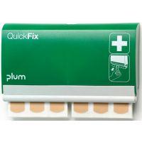 PLUM Pflasterspender QuickFix B232,5xH133,5xT33ca.mm grün