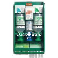 PLUM QuickSafe Box Complete befüllt PLUM
