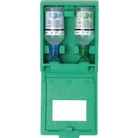 PLUM Augennotfallstation DUO 1x0,5l pH Neutral DUO,1x0,5l Augenspüllösung DUO PLUM