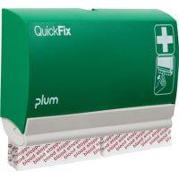 PLUM Pflasterspender QuickFix 4 B232,5xH133,5xT33ca.mm grün PLUM