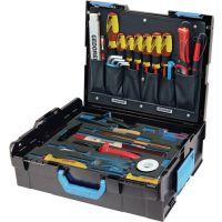 GEDORE Werkzeugsortiment 1100-02 36-tlg.Elektriker L-Boxx GEDORE