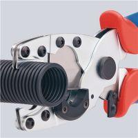 KNIPEX Rohrschneider f.Rohre D.26-40mm L.210mm Chrom-Vanadin-Elektrostahl KNIPEX