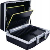 RAACO Werkzeugkoffer Basic L-67 B475xT200xH360mm 67 Einst.fächer RAACO