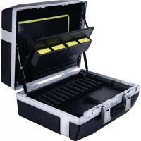 RAACO Werkzeugkoffer Premium XL-34/4F B485xT215xH410mm 34+4 ToolFix Einst.fächer