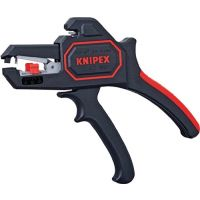 KNIPEX Automatikabisolierzange L.180mm 0,2-6 (AWG 24-10) mm² KNIPEX