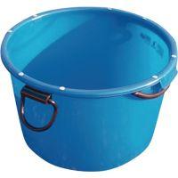 Mörtelkübel 90l kranbar blau