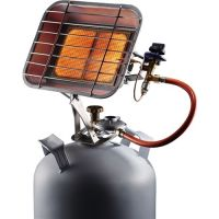 ROWI Heizstrahler HGS 4600/1 3,0-4,6 kW stufenlos regelbar ca.335 g/h 50mbar ROWI