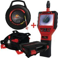 RUNPOTEC Multifunktionskamera RUNPOCAM RC2 Kabel-L.30m Power Rex 30m RUNPOTEC