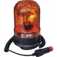 HP Rundumkennleuchte orange m.Magnetsockel u.Gummisauger