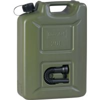 HÜNERSDORFF Kraftstoffkanister PROFI Inh.20l olivgrün HDPE