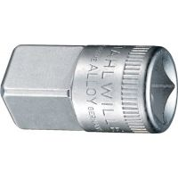STAHLWILLE Vergrößerungsstück 432 Antr.3/8 Zoll Abtrieb 1/2 Zoll L.35mm STAHLWILLE