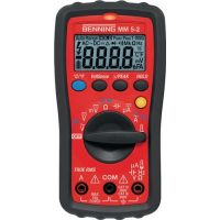 BENNING Multimeter MM 5-2 0,1 mV-600 V AC/DC TRUE RMS BENNING