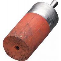 LESSMANN Pinselbürste D.22mm Drahtstärke 0,3mm STA LESSMANN