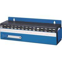 PROMAT Fühlerlehrenbandset 0,01-0,25mm INOX L.5m B.12,7mm PROMAT