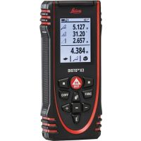 LEICA Laserentfernungsmesser DISTO™ X3 0,05-150m ± 1 mm IP 65 LEICA