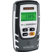 LASERLINER Holz-/Baufeuchtemesser MoistureMaster Compact Plus 0-40GradC/LF 60% LASERLINER