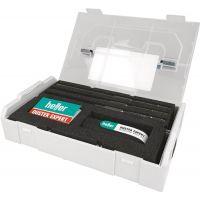 HELLER Absaugbohrersatz Duster Expert 3-tlg.SDS-plus Ku.-Box HELLER