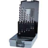 PROMAT Hammerbohrersatz Multicutter SDS-Plus 7-tlg.SDS-plus Ku.-Box PROMAT